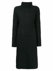 Valentino roll neck jumper - Black