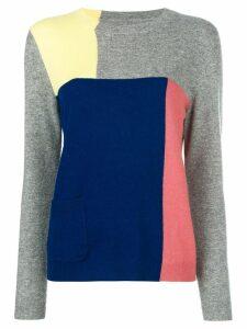 Chinti and Parker colour block jumper - Multicolour