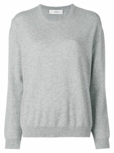 Pringle of Scotland fine knit sweater - Grey