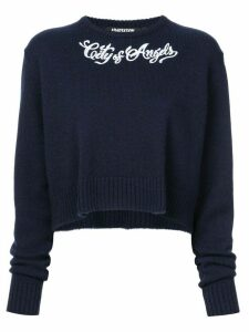 Adaptation City of Angels sweater - Blue