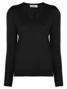 Pringle of Scotland v-neck jumper - Black