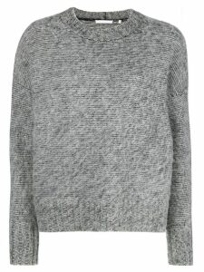 Helmut Lang loose fitted sweater - Black