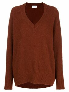 Christian Wijnants Karwa jumper - Red