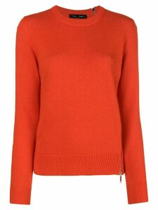 Proenza Schouler zip detail jumper - Yellow