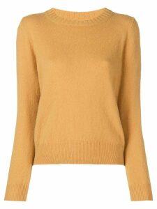 Société Anonyme Softy jumper - Yellow