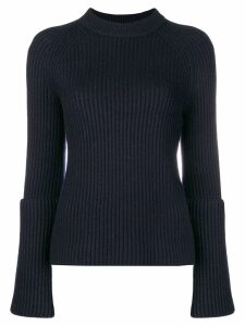 Joseph long cuffs sweater - Blue
