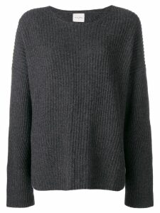 Le Kasha Seoul ribbed jumper - Grey