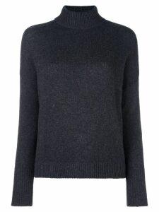 Le Kasha cashmere Island jumper - Grey