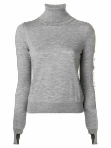 Barrie Sweet Eighteen cashmere turtleneck pullover - Grey