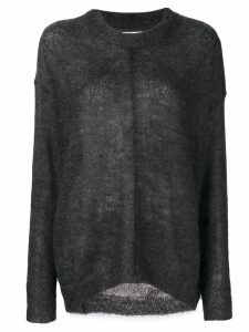 Isabel Marant Étoile Chestery round neck sweater - Black