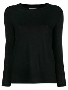 Isabel Marant Étoile crew neck top - Black