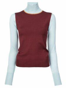 Roksanda Estla knit top - Red