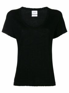 Barrie Sweet Eighteen cashmere top - Black