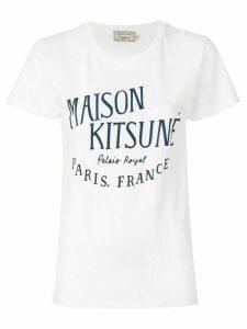 Maison Kitsuné Palais Royal T-shirt - White
