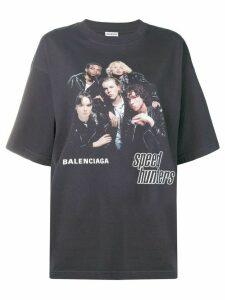 Balenciaga Speedhunters boyband T-shirt - Grey