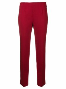 Incotex slim-fit trousers - Red