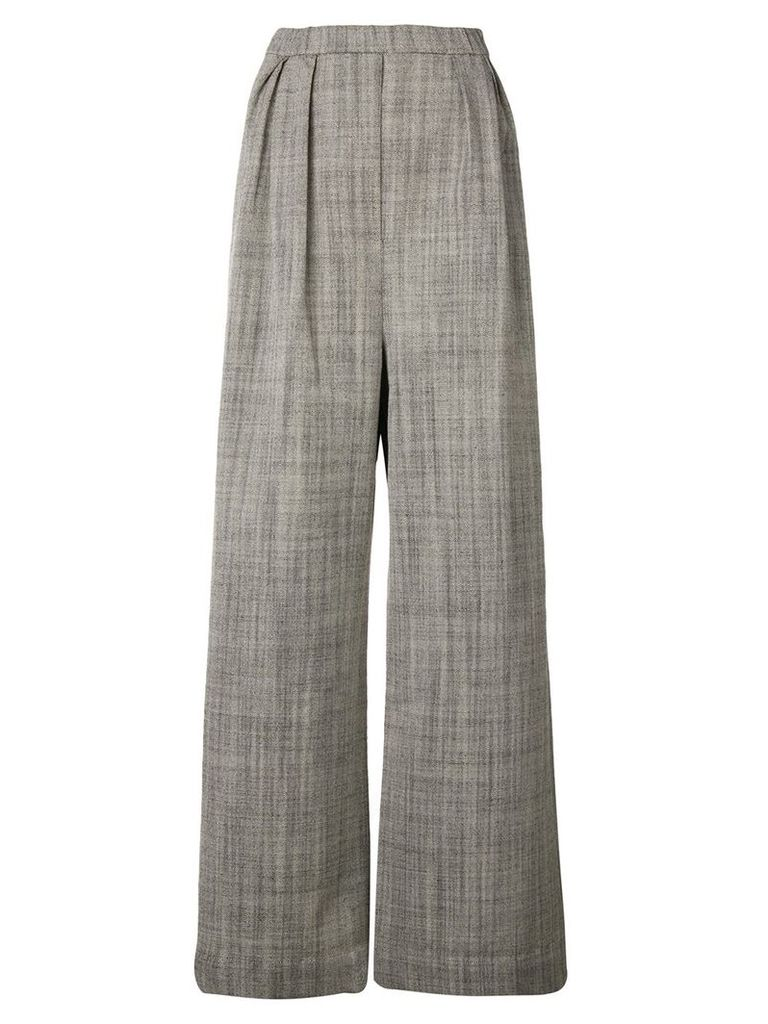 Christian Wijnants woven trousers - White