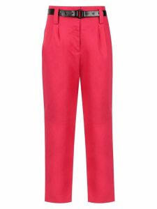 Martha Medeiros cropped trousers - PINK