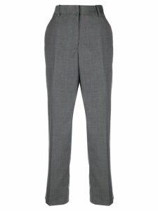 Nº21 paper bag trousers - Grey