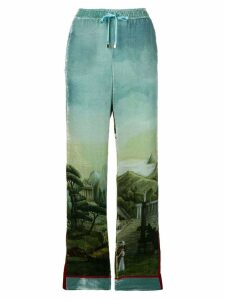 F.R.S For Restless Sleepers Ettore trousers - Blue