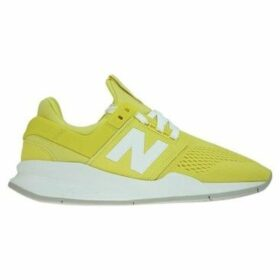 New Balance  247  women's Shoes (Trainers) in Green