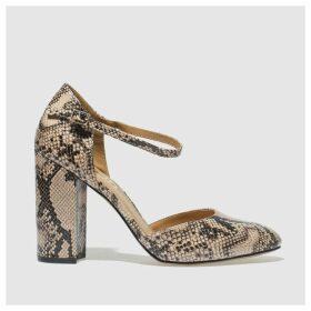Schuh Natural Darla High Heels