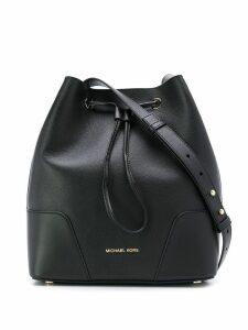 Michael Michael Kors Cary bucket bag - Black