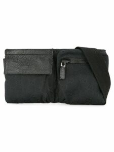 Gucci Pre-Owned GG bum bag - Black