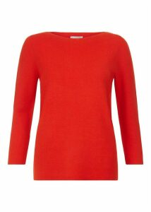 Cesci Sweater Pomegranate