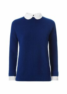 Chelsey Sweater French Blue XL
