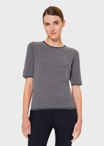Louisa Cardigan Forest Green L