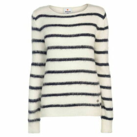 SoulCal Deluxe Brush Stripe Knitted Jumper