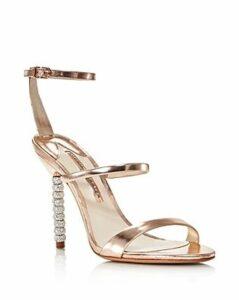Sophia Webster Women's Rosalind Crystal 100 High-Heel Sandals