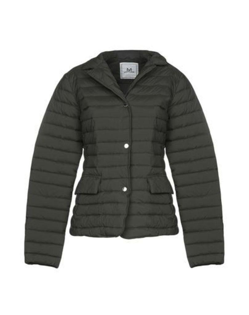 MIXTURE COATS & JACKETS Down jackets Women on YOOX.COM