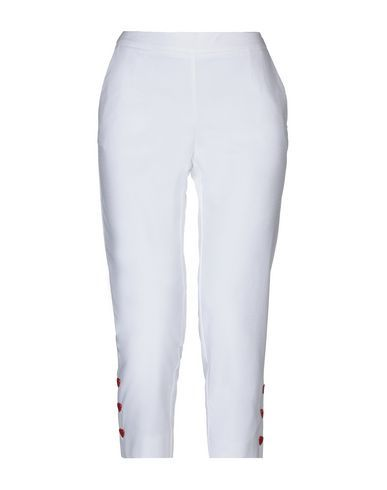 LOVE MOSCHINO TROUSERS 3/4-length trousers Women on YOOX.COM