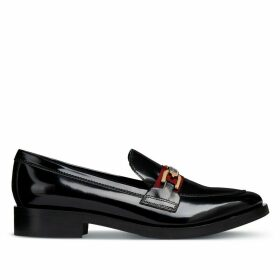 Donna Brogue Loafers