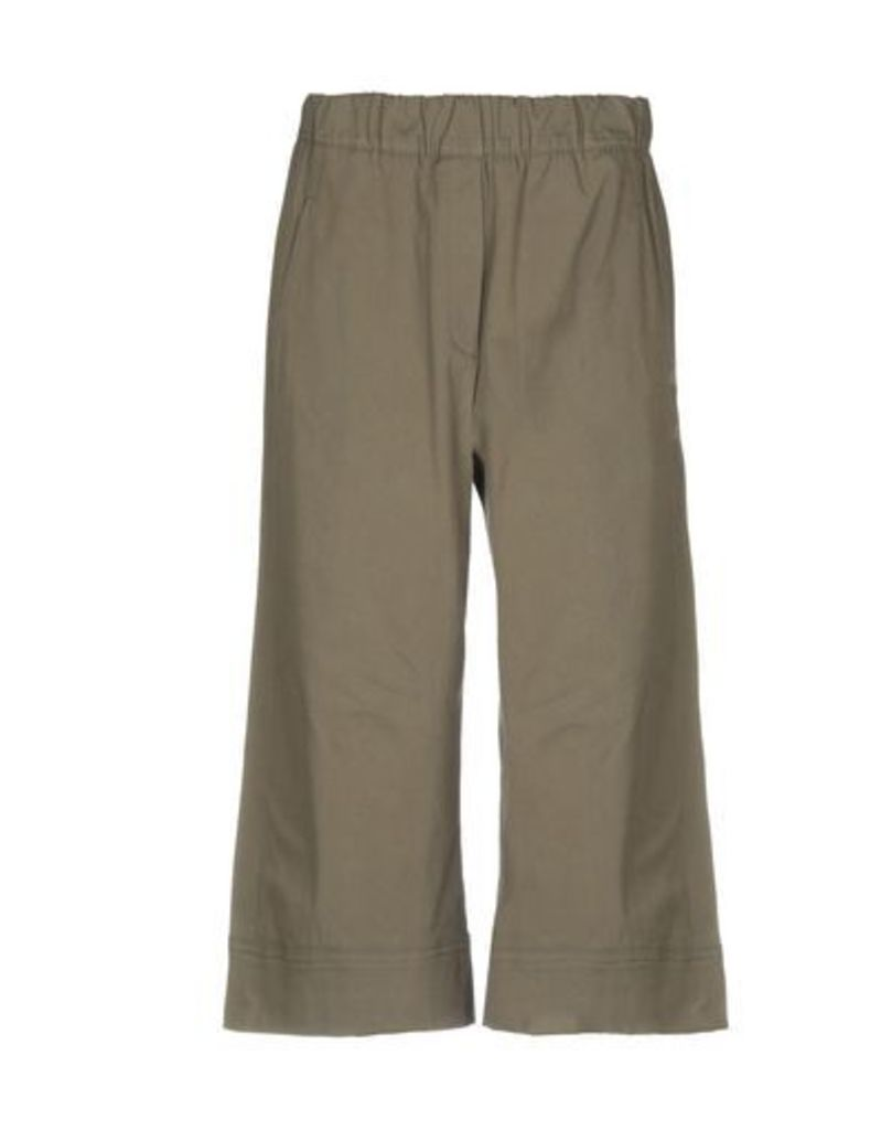 ODEEH TROUSERS Casual trousers Women on YOOX.COM