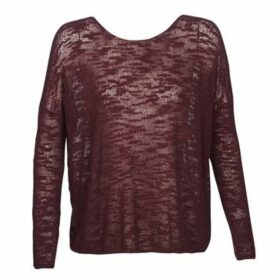 Sisley  FANAN  women's Sweater in Bordeaux