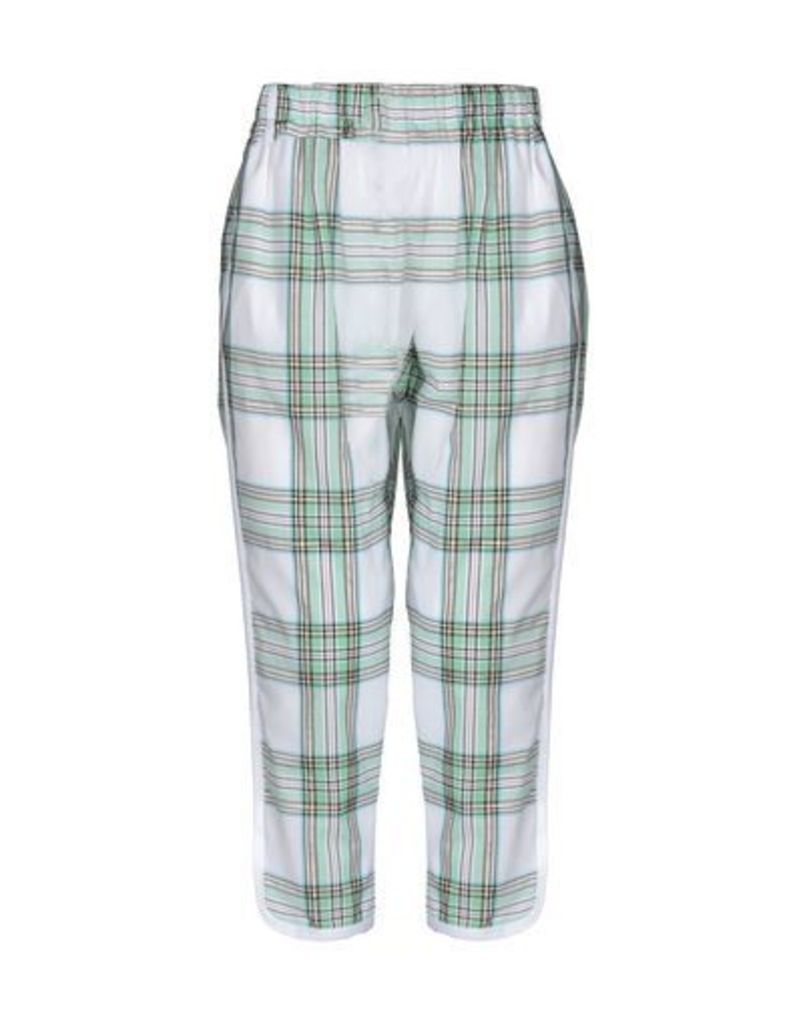 N° 21 TROUSERS 3/4-length trousers Women on YOOX.COM
