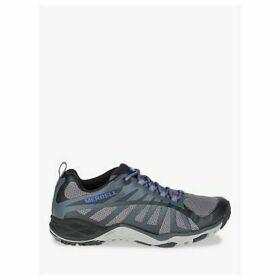 Merrell Siren Strap Q2 Women's Walking Shoes, Black
