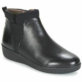 Stonefly  PASEO IV 5 NAPPA  women's Mid Boots in Black