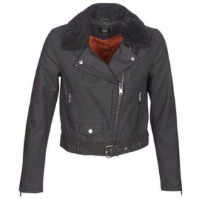 Only  ONLCAROL  women's Leather jacket in Black