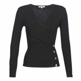 Morgan  MOJO  women's Sweater in Black
