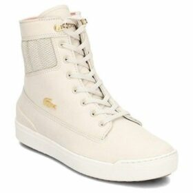 Lacoste  736CAW0007TS2  women's Shoes (High-top Trainers) in White