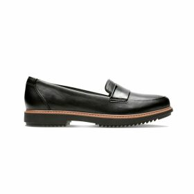 Raisie Arlie Leather Loafers