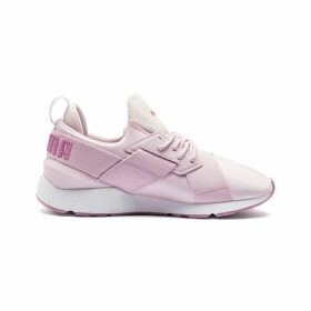 Muse Satin Trainers