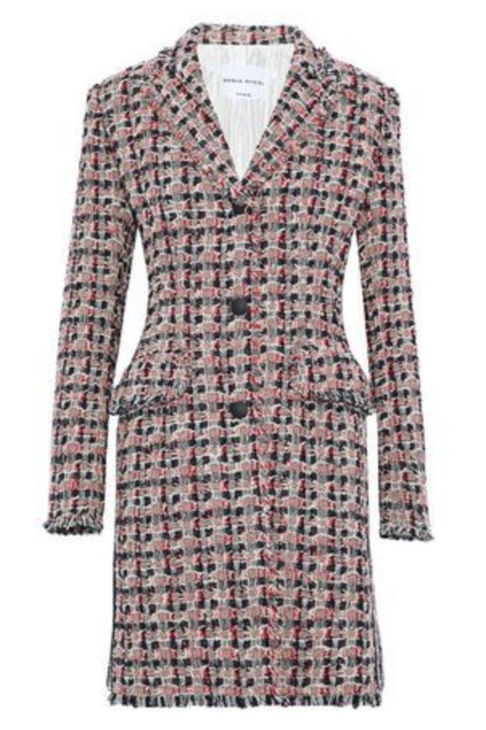 Sonia Rykiel Woman Cotton-blend Tweed Jacket Red Size 42
