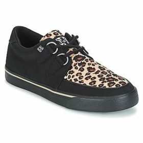 TUK  SNEAKER CREEPER  women's Shoes (Trainers) in Black