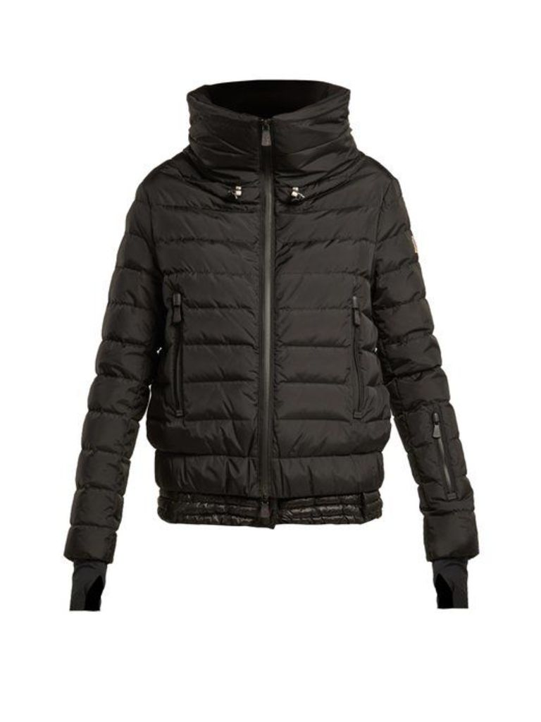 Moncler Grenoble - Vonne Quilted Jacket - Womens - Black