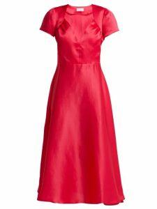 Gioia Bini - Tina Silk Dress - Womens - Pink